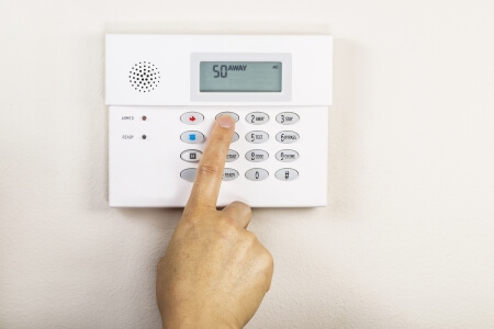 Liverpool Fire Alarm Panel